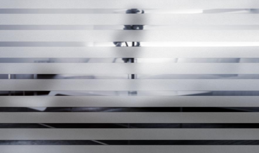 INT213 - Bandes dépolies de 13 mm