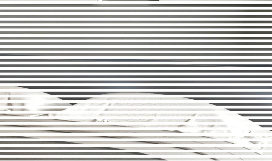 INT244 - Bandes blanches de 4mm espaces de 4mm