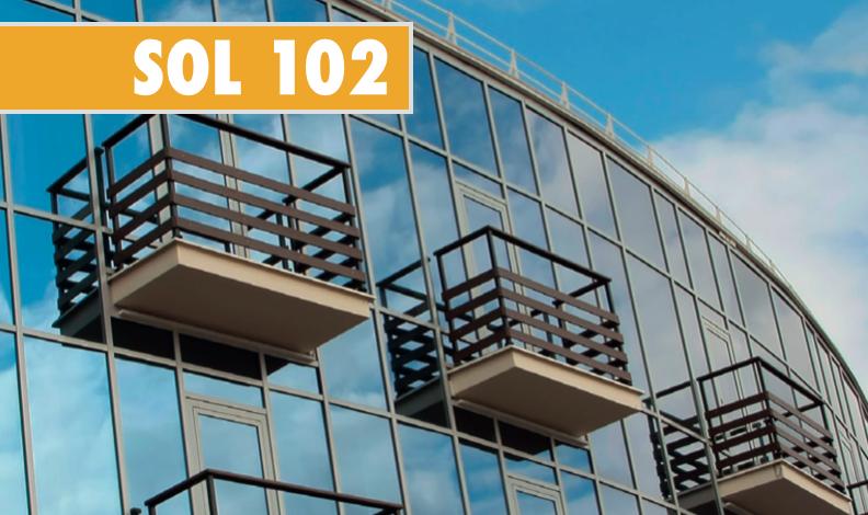 SOL 102 - Film anti-chaleur - 79-2